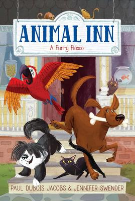 Animal Inn_ Furry Fiasco