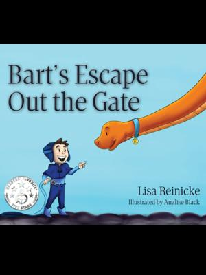 Bart_s Escape Out the Gate