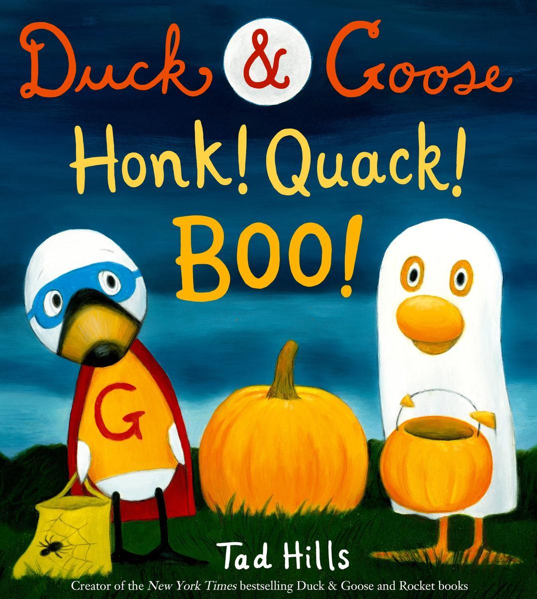 Honk_ Quack_ Boo_